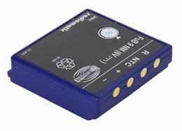 Baterie pro vysílač micron FuB 9NM 6 V/800 mAh