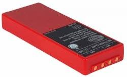 Baterie pro vysílač spectrum 2/3, NiMH 2 x 6V/1500mAh (nahrazuje FuB 10AA a 10XL)