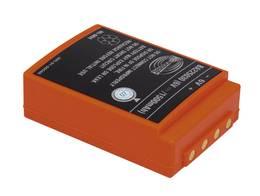 Baterie pro vysílač eco a spectrum 1, NiMH 6,0 V / 1500 mAh, (nahrazuje FuB 05AA a 05XL)